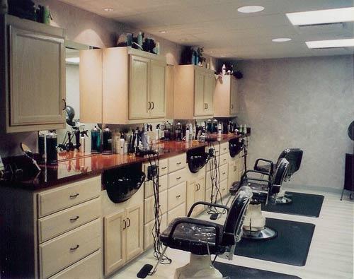 Kitchen Hair Salon : Cabinet maker in topeka kansas kitchen remodeling