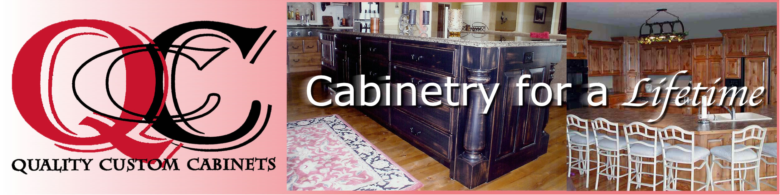 QC Cabinets: Design & More